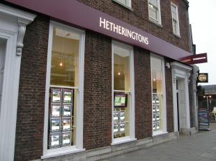Hetheringtons, Mill Hillbranch details