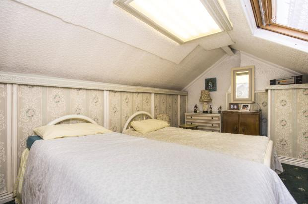 Room in the loft