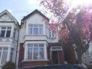 Flat for sale in St. Albans Crescent...