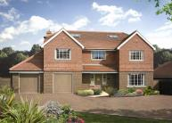 5 bed new house in Thakeham Copse...