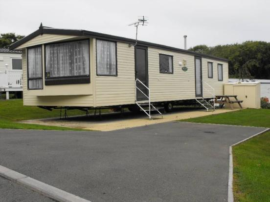 3 bedroom mobile home for sale in white cliff bay holiday