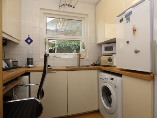 Utility Room/Office