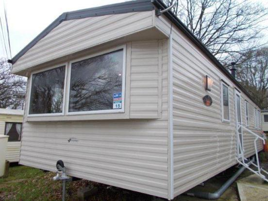 3 bedroom mobile home for sale in near cowes isle of