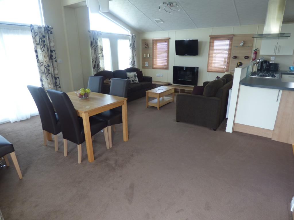 Open Plan Living Are