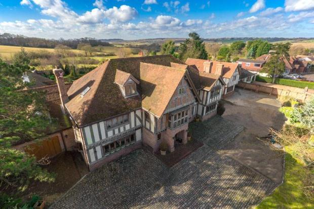 8 Bedroom Detached House For Sale In Oak Hill Road Stapleford Abbotts Romford Essex Rm4