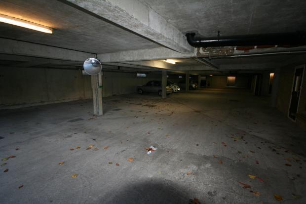 Underhearth Parking