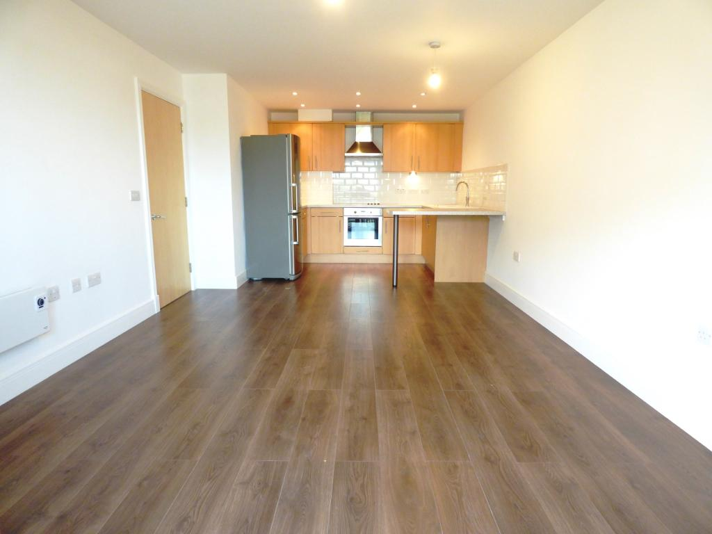 Open planned living