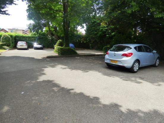 Parking at Rear