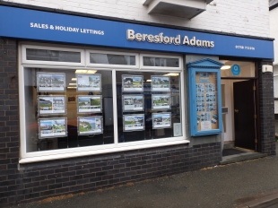 Beresford Adams, Abersochbranch details