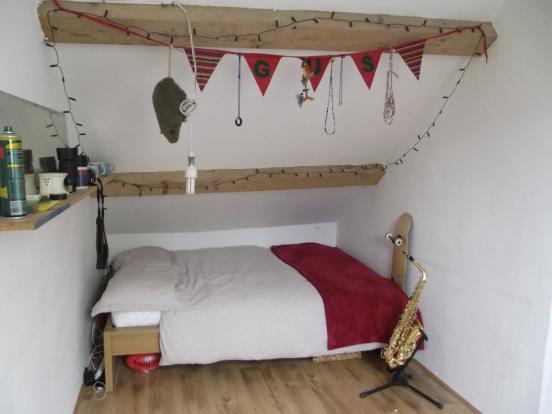 Crog Loft Bedroom 3