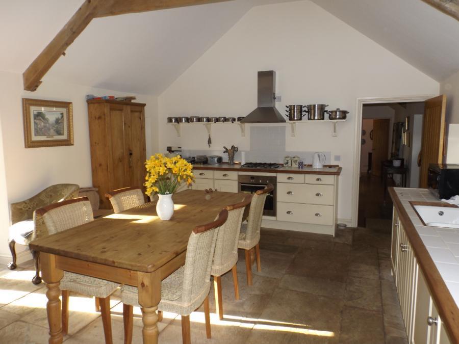 Beudy Mawr Kitchen