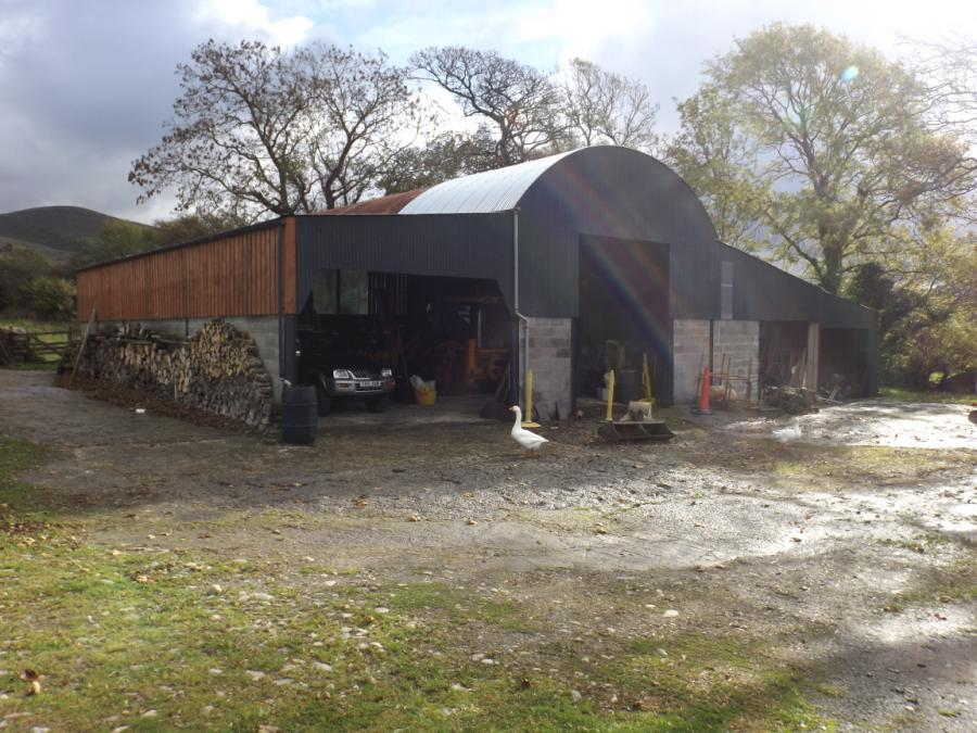 Garage and Workshop
