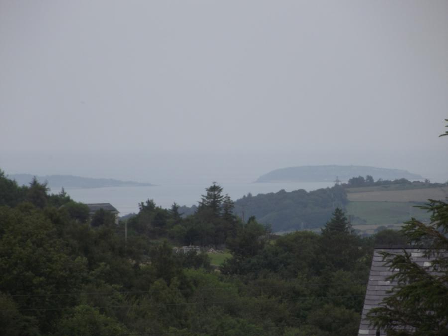 View To Puffin Islan