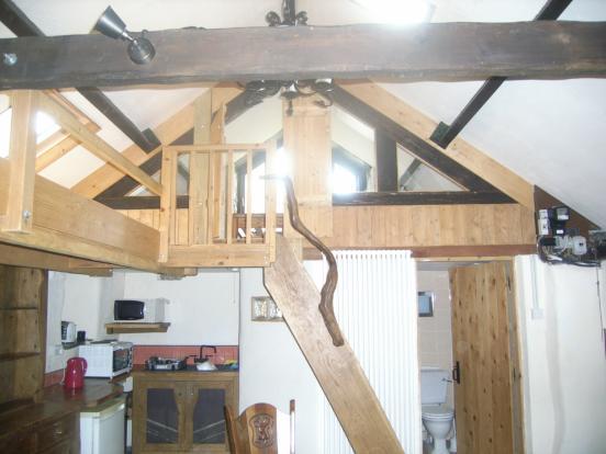Crog loft access