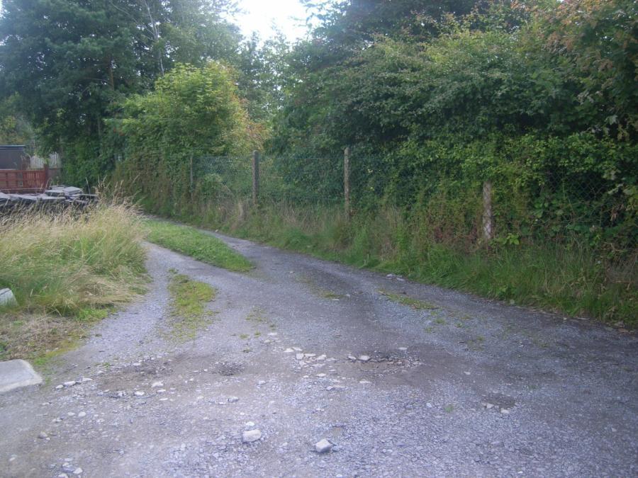 Rear Access