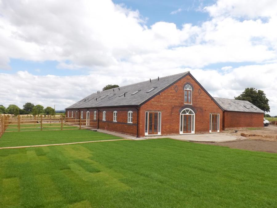 4 Bedroom Barn Conversion For Sale In Cornish Hall Barns