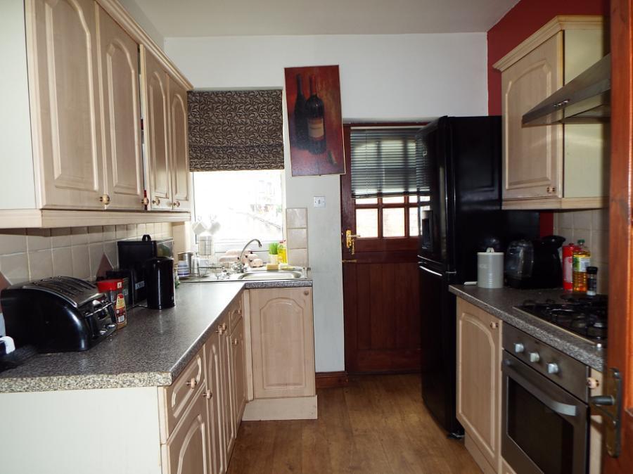Maisonette Kitchen