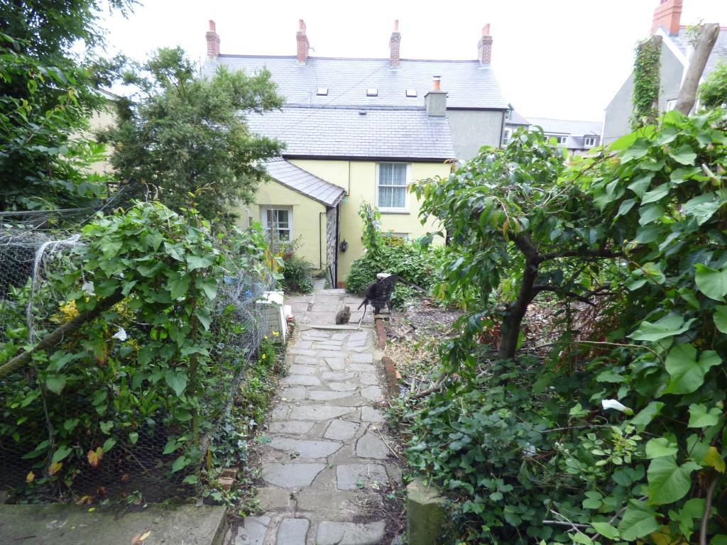 Rear Aspect & Garden