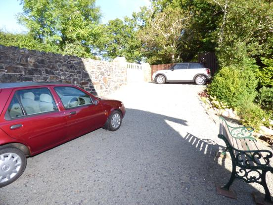 Parking Area To Fron