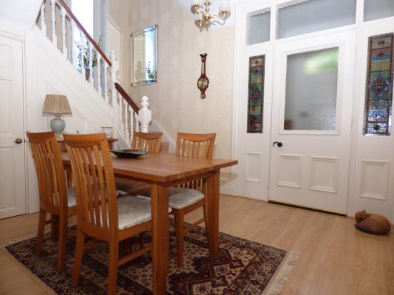 Dining Room/Entrance