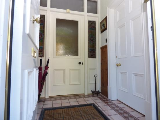 Vestibule Entrance