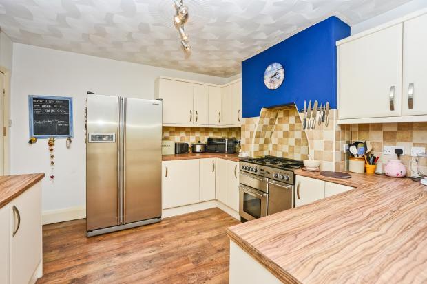 Open-Plan Kitchen-Di