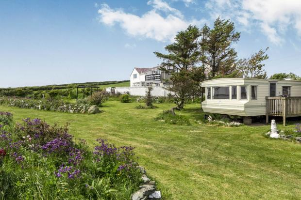 Garden & House