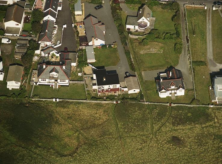 Aerial View Of Plot