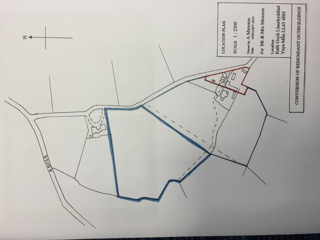Land Registry Plan