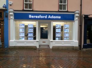 Beresford Adams, Holyheadbranch details