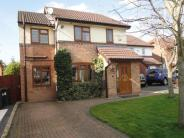 4 bed Detached house for sale in Cardiff Close...