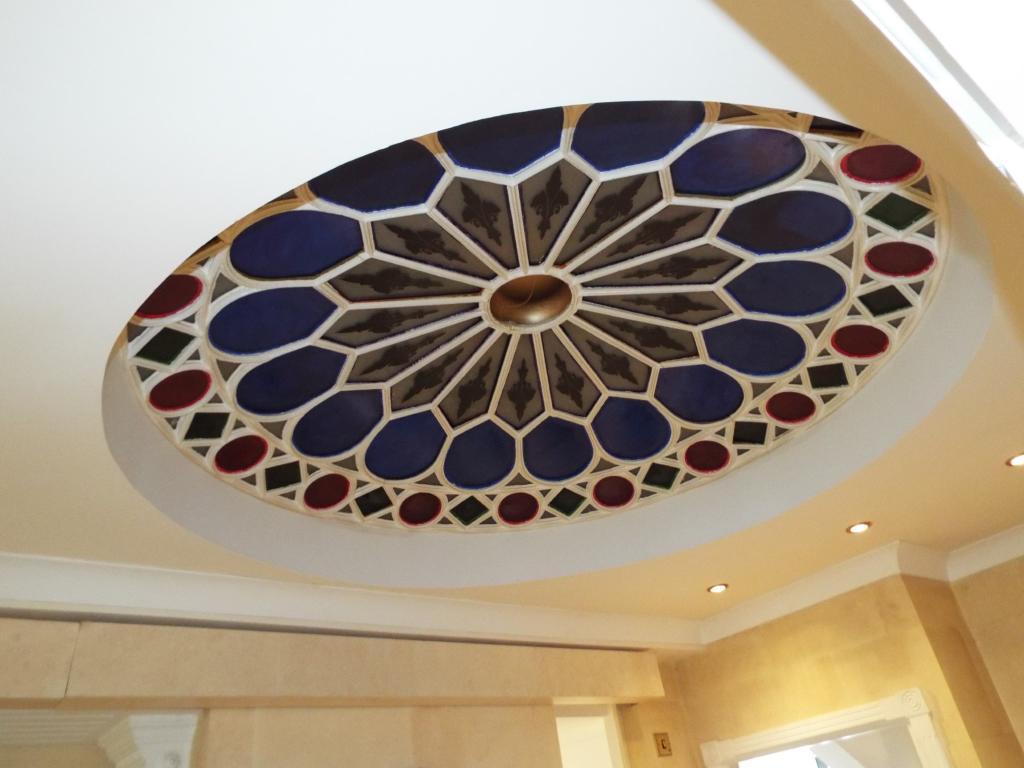 Cast Iron Ceiling Fe