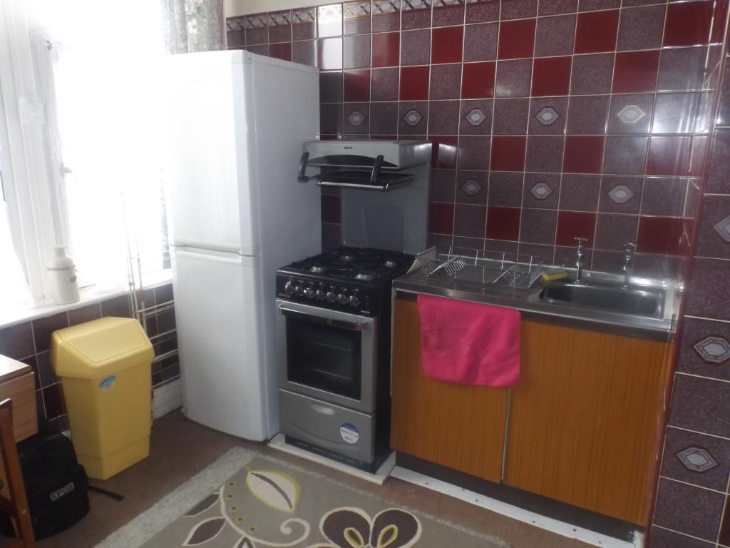 Front Flat Kitchen