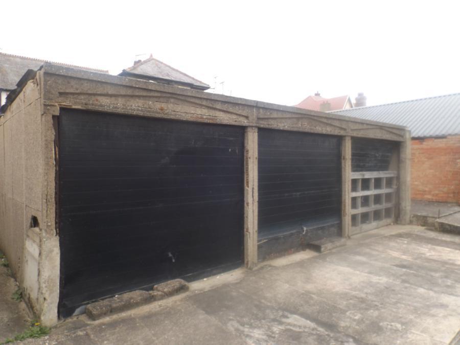 Rear Garages
