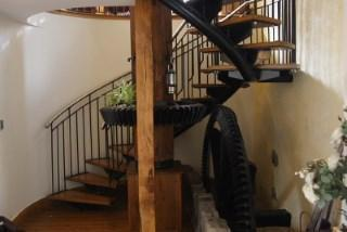 Stairs and Cogs