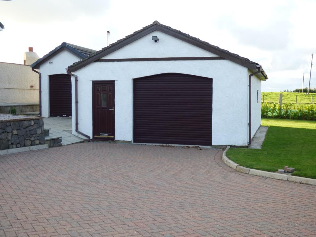 Detached Garage/Work