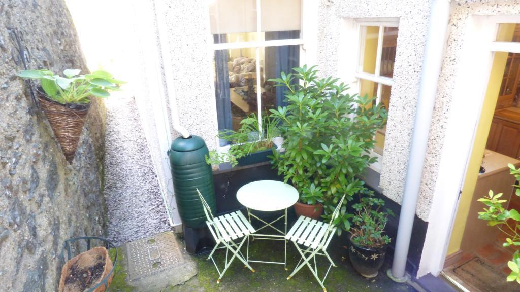 rear patio yard