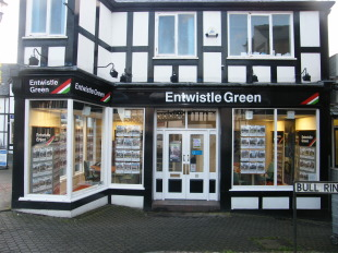 Entwistle Green, Northwichbranch details