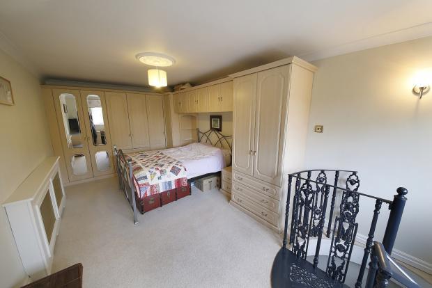 Bedroom Two/Annexe