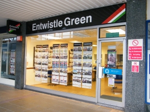 Entwistle Green, Winsfordbranch details