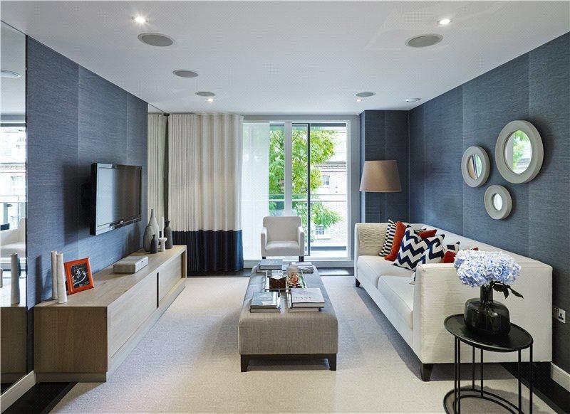 2 Bed Reception