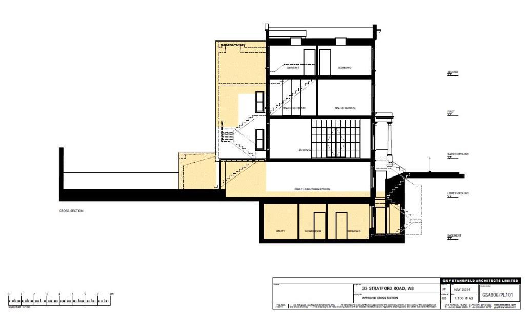 Approved Floorplan