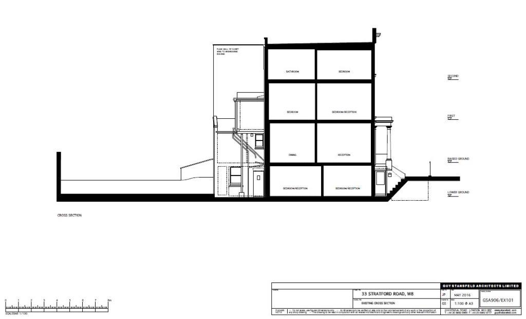 Exisiting Floorplan