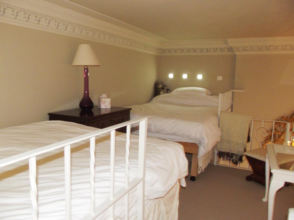 Mezzanine Bed Level