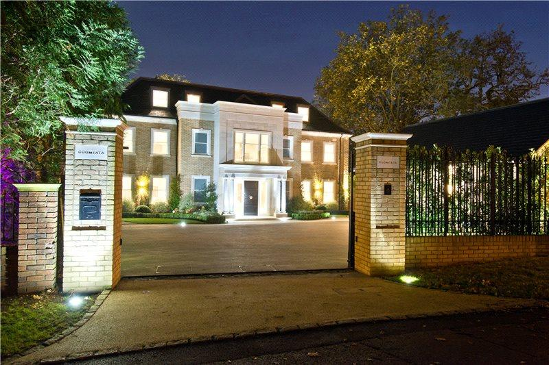 6 bedroom detached house for sale in coombe park coombe kingston upon thames surrey kt2 kt2