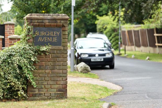 Burghley Avenue