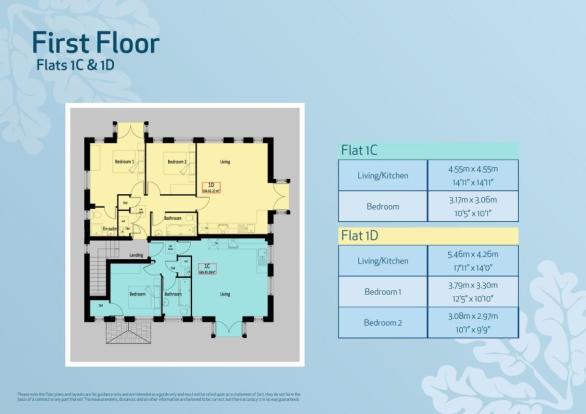 Example Floor Plans