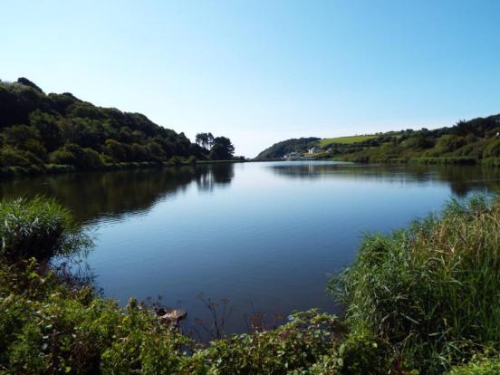 Swanpool Lake