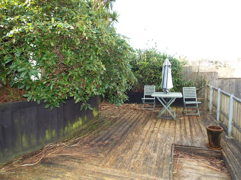 Timber Decking Area