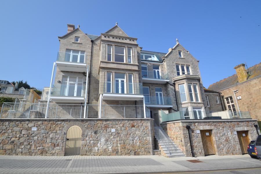 2 bedroom flat for sale in chy an porth the terrace st for 3 porthminster terrace st ives